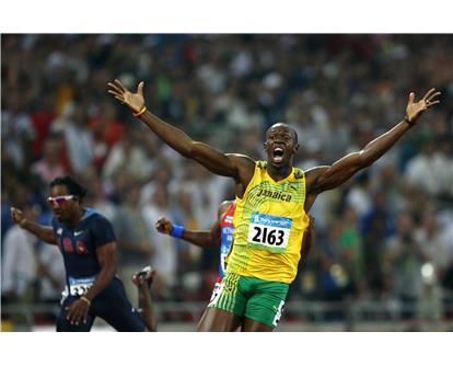 Bolt renews with PUMA beyond London 2012