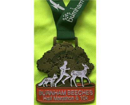 Burnham Beeches medal