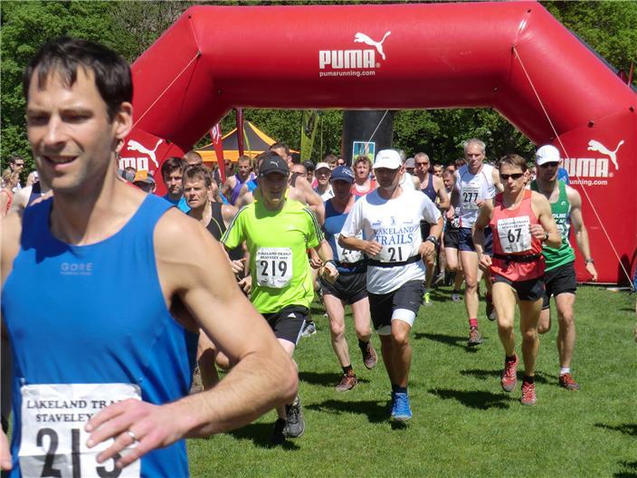 Trail race