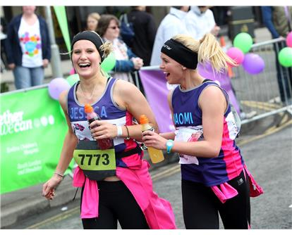 happy running nottingham