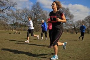 England Athletics survey