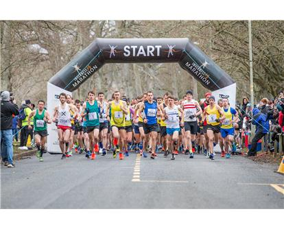 mass start inverness 21k