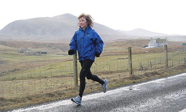 Top Tips to keep you running this winter