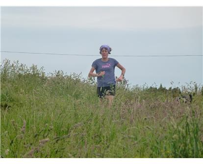 Running with hayfever