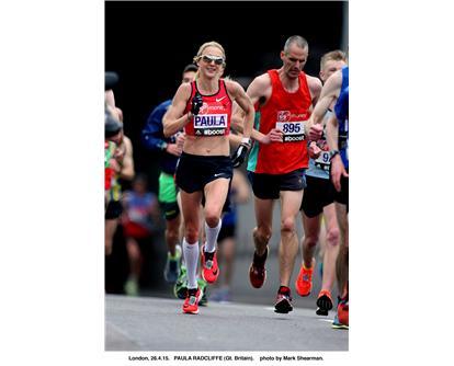 Paula Marathon farewell