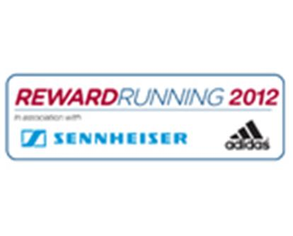 Reward Running 2012 Logo