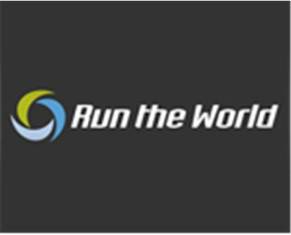Run the World Logo