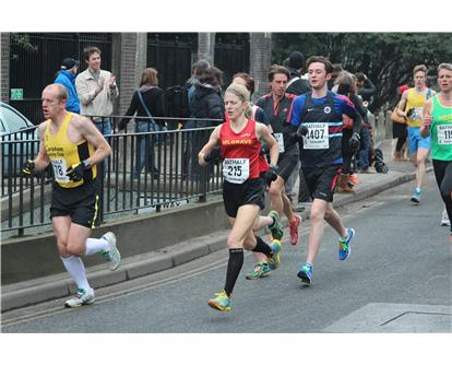 Sam Amend Bath Half