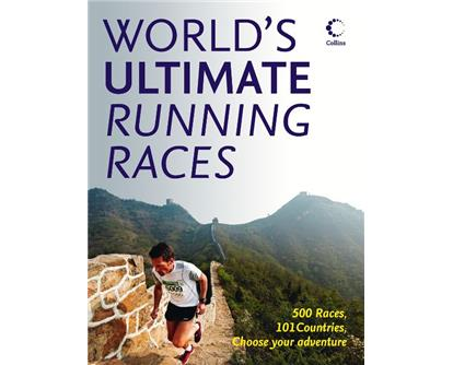 Around the world in 500 runs - Ultimate Running Races app