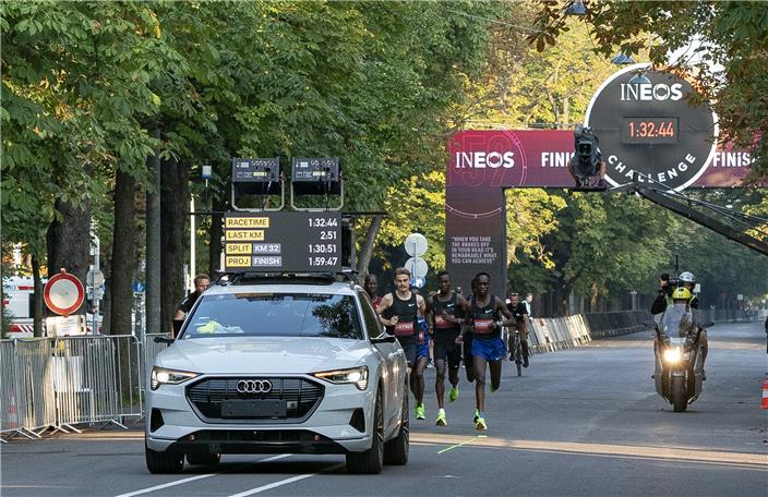 Pace car INEOS