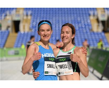 steph twell - louise small
