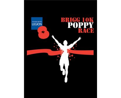 Brigg 10k poppy race