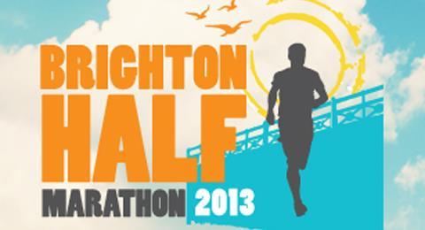 Brighton Half Marathon Logo