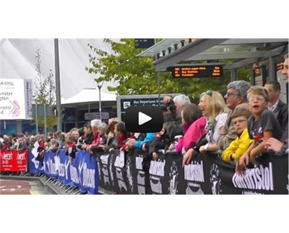 Bristol Half Marathon on runbritain tv