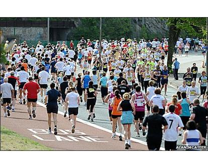 Get the score down with a September 10k