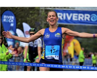 Laura Graham Belfast Marathon
