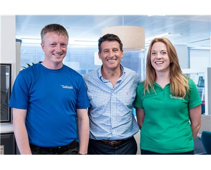 Ealing HM with Seb Coe
