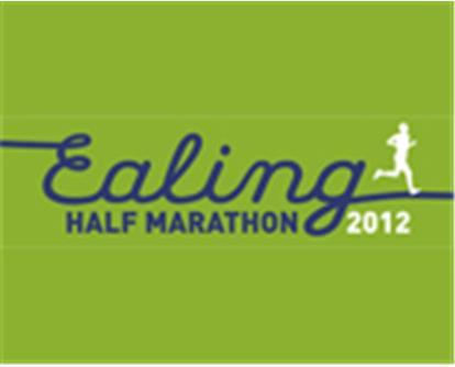Ealing Half Marathon 2012 Logo