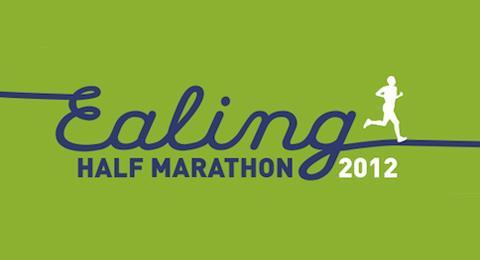 Ealing Half Marathon Logo