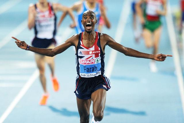Fastest 5000m ever by a British Runner