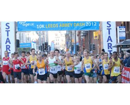 Leed Abbey Dash