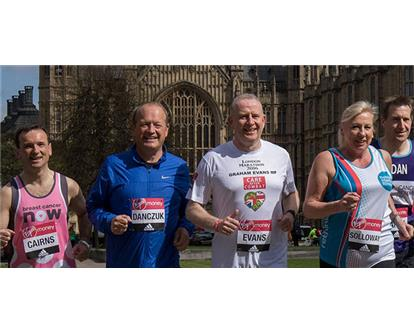 London Marathon MPs 2017