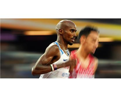 Mo Farah World Champs