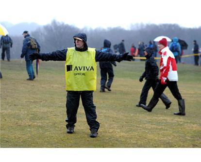 Calling endurance officials in Wales
