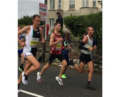 Larne 21k at 4m - Scullion Scott Farah Connor