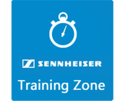 Sennheiser training logo