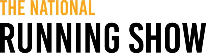 The National Running Show logo