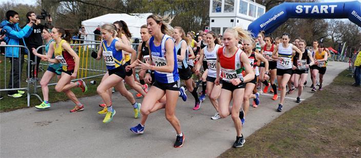 relay start women