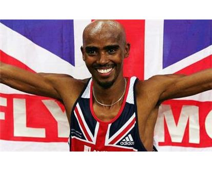 Farah to compete against USA at Great North