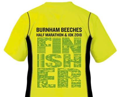 T shirt burnham