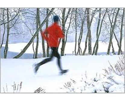 Welcome winter running!