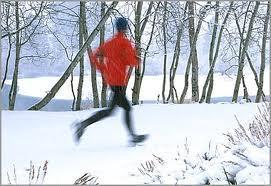 Welcome winter running!