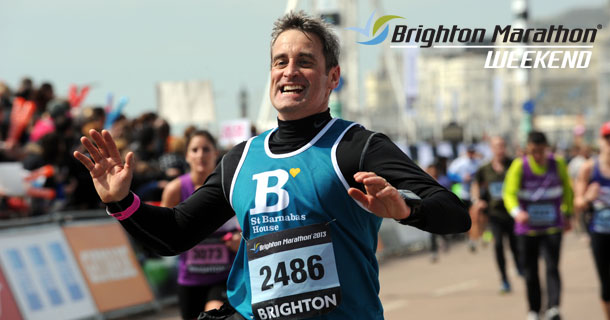 Join us for the 2015 Brighton Marathon Weekend